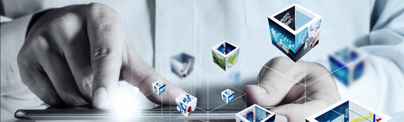 Technology Linkedin background photo 008
